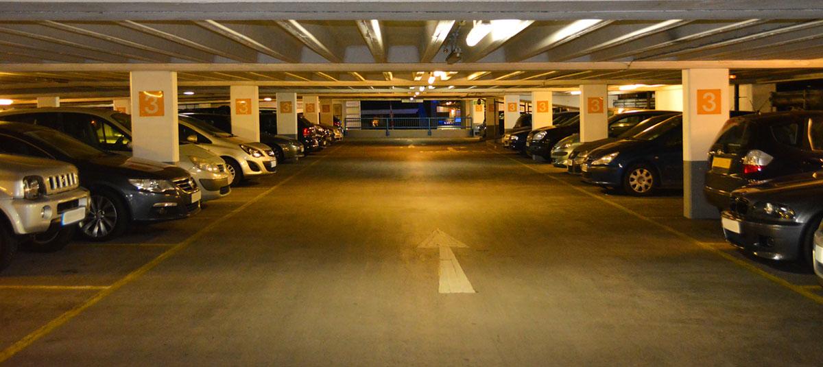 Off Peak Parking Options Commuter Boston