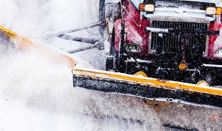 Boston Plow and Snow Removal in Boston